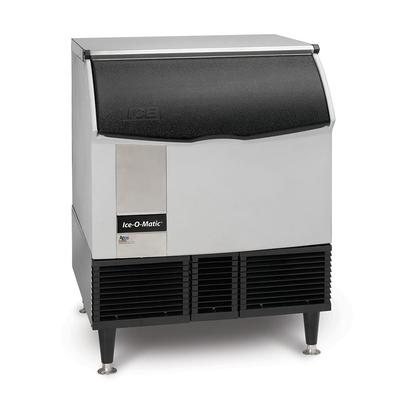 Ice-O-Matic ICEU300HW 39H Half Size Undercounter Ice Maker - 356 lbs/day, Water Cooled on Sale