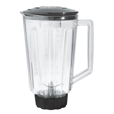 Hamilton Beach 6126-HBB908 44 oz Container, HBB908, Cutting Assembly & Cover, Polycarbonate on Sale