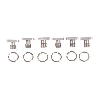 Brownells Smith & Wesson Rear Sight Rebuild Part Kits #2 - Kit #2, Pack Of Six