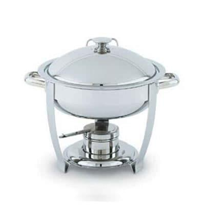 Vollrath 46507 4 qt Round Heavy-Duty Chafer Food Pan on Sale
