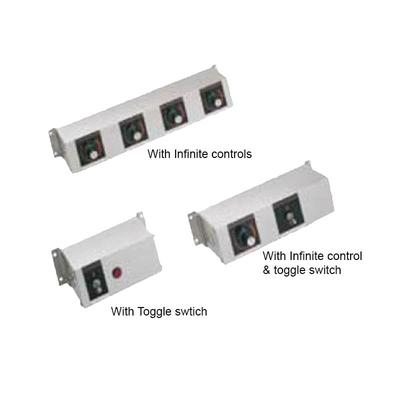 Hatco RMB-16C 16 Remote Control Box w/ Toggle & 4 Finite Switches for 208v/1ph on Sale