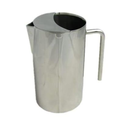 Bon Chef 61314 64 oz Water Pitcher w/ Ice Guard, Stainless on Sale