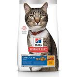 Hill's Science Diet - Hill's Science Diet Adult Oral Care Dry Cat Food, 3.5-lb bag