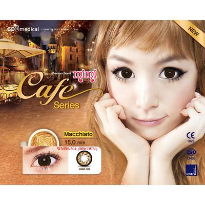 SB: Colored contact Lens Authentic Korean GEO Princess Mimi Circle colored lens Series  Colored contact lens New GEO Mimi caf� colored Circle lens series enhance your eye making them bigger, brighter and beautiful
