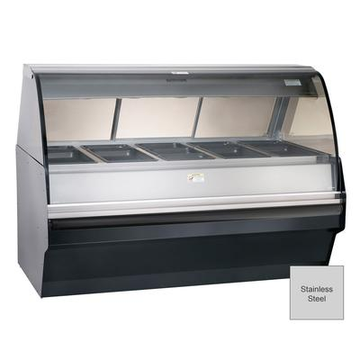 Alto Shaam TY2SYS-72/PL-SS Self Serve Hot Deli Display w/ TY2 72/PL Case, Stainless on Sale