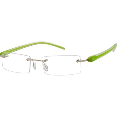 Zenni Rimless Prescription Glass...