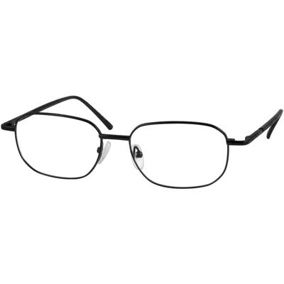 Zenni Men's Classic Rectangle Pr...