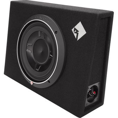 "Rockford Fosgate Punch P3S-1X10 Shallow 10"" Loaded Enclosure"