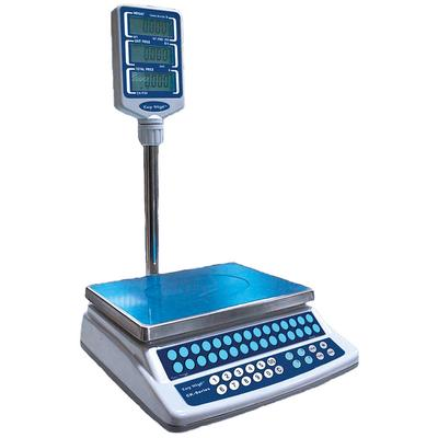 Skyfood CK-P30PLUS 30 lb Price Computing Scale - Pole Display, 120v on Sale