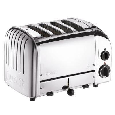 Cadco CTS-4(220) Slot Toaster w/ 4 Slice Capacity & 1W Product Opening, 220v on Sale