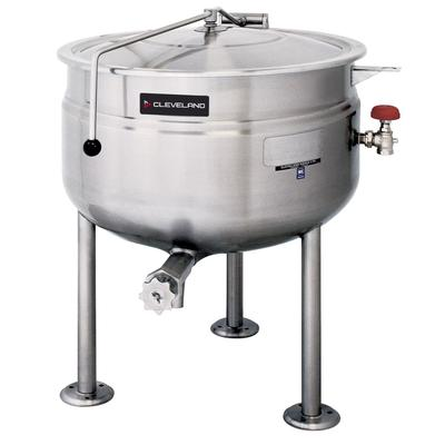 Cleveland KDL-40-F 40-gal. Steam Kettle - Stationary, Full Jacket, Direct Steam on Sale