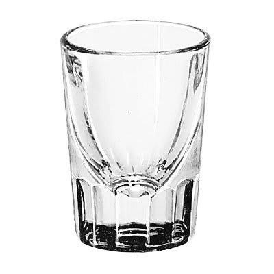 Libbey 5126 2 oz Fluted Shot Glass on Sale