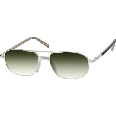 Zenni Men's Aviator Sunglasses S...