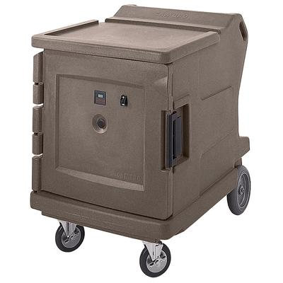 Cambro CMBH1826LC194 Camtherm Hot Cart - C Thermometer, Granite Sand 120v on Sale