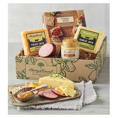 Classic Meat and Cheese Gift Box...