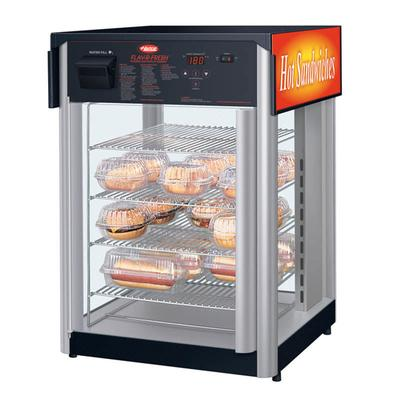 Hatco FDWD-2X 19.39 Self-Service Countertop Heated Display Case - (4) Shelves, 120v on Sale