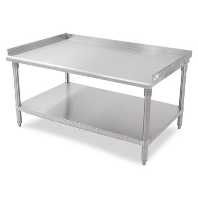 John Boos GS6-3048SSK Equipment Stand w/ Stainless Top & Undershelf, 48 x 30 on Sale