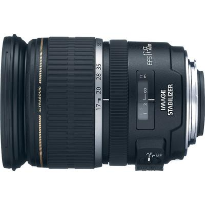 Canon EF-S 17-55mm f/2.8 IS USM Lens -uses 77mm Filter on Sale
