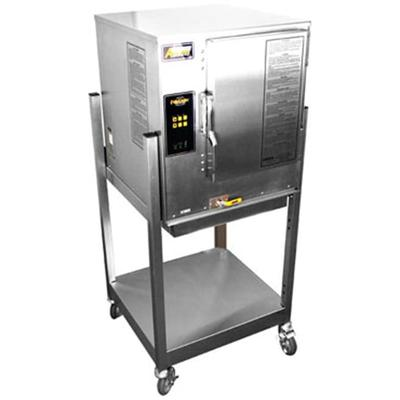 Accutemp N61201E060SGL (6) Pan Convection Steamer - Stand, Holding Capability, NG on Sale