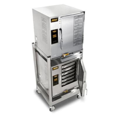 Accutemp E62403D110DBL (12) Pan Covection Steamer - Stand, Holding Capability, 240v/3ph on Sale