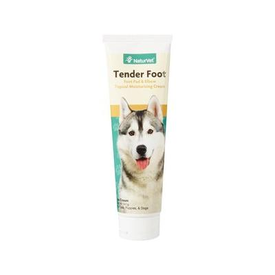 NaturVet Tender Foot, Foot Pad & Elbow Dog Cream, 5-oz bottle