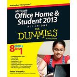 For Dummies - Microsoft Office Home and Student Edition 2013 All-in-One For Dummies