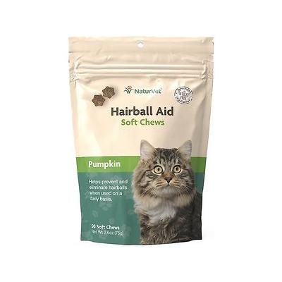 NaturVet Hairball Aid Supplement...