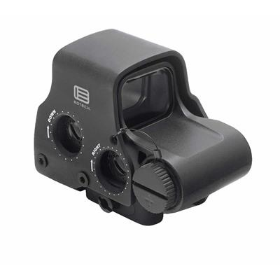 Eotech Exps3 Holographic Weapon Sights - Exps3-0 Weapon Sight, 68 Moa Ring W/Single 1 Moa Dot