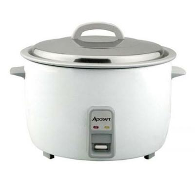 Adcraft RC-E25 Rice Cooker w/ 25 Cup Capacity & Oversized Fork, Measuring Cup