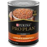 Purina Pro Plan Select Adult Grain-Free Classic Chicken & Carrots Canned Dog Food, 13-oz, 12ct