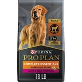 Purina Pro Plan Savor Adult Shredded Blend Lamb & Rice Formula Dry Dog Food, 18-lb bag