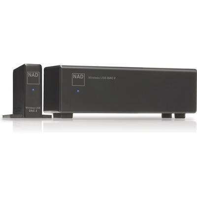 NAD DAC2 24/96 USB wireless DAC