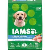 Iams ProActive Health Adult Large Breed Dry Dog Food, 15-lb bag