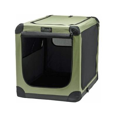 Firstrax Noz2Noz Sof-Krate N2 Series Indoor & Outdoor Pet Home, 42-in