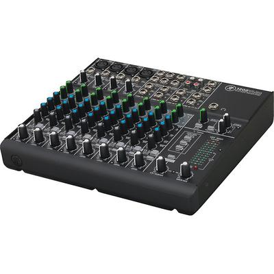 Mackie 1202-VLZ4 12-Ch Compact Recording/SR Mixer