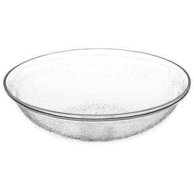 Carlisle SB7007 10 Round Salad Bowl w/ 2 qt Capacity, Acrylic, Clear on Sale