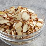 Blue Diamond Sliced Almonds, Raw - 25 lb.