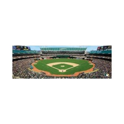MasterPieces Oakland Athletics - 1000pc Panoramic Jigsaw Puzzle