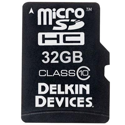 Delkin Devices Game Camera Micro Sd Cards - Class 10 Micro Sd Card 32gb on Sale