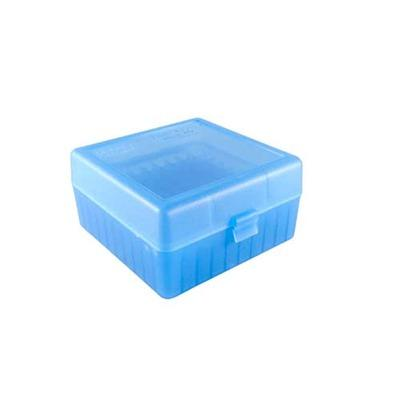 Mtm Rifle Ammo Boxes - Ammo Boxes Rifle Blue 308 Winchester 100