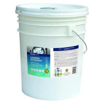 Take a look at the features for Earth Friendly Products High Efficiency Liquid Laundry Detergent. Size: 5 gal., Container Type: Pail, Fragrance: Unscented.