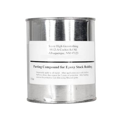 This release compound is perfect for any bedding project to ensure the action releases from the stock cleanly and quickly. Searches for products like these typically include: Gunsmithing Supplies,Glass Bedding