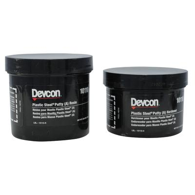 Plastic Steel is an extremely hard, durable epoxy for repairing cracks, breaks and joining parts. Considered by many top gunsmiths to be the absolute best for bedding a stock due to its very hard, yet non-brittle characteristics. Available as a putty...