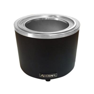 Adcraft FW-1200WR/B 11 qt Countertop Soup Warmer w/ Thermostatic Controls, 120v on Sale