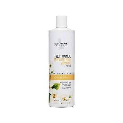 Isle of Dogs Silky Oatmeal Shampoo for Dogs, 16-oz bottle