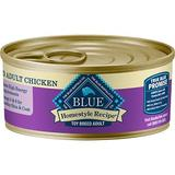 Blue Buffalo Homestyle Recipe Toy Breed Chicken Dinner Canned Dog Food, 5.5-oz, case of 24