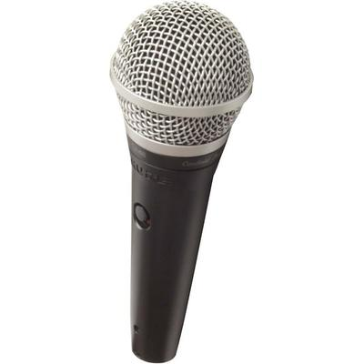 Shure PGA48 Dynamic MIc Cardioid Vocal w/On-Off Switch