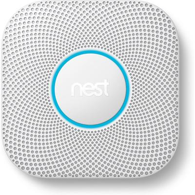 Nest Protect w/ Battery (White) ...