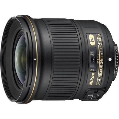 Nikon AF-S Nikkor 24mm f/1.8G ED on Sale