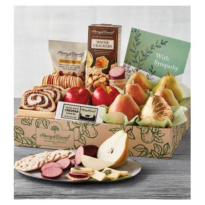 Sympathy Gift Box - Deluxe - Gift Baskets & Fruit Baskets - Harry and David